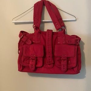 Mulberry for Gap cloth purse